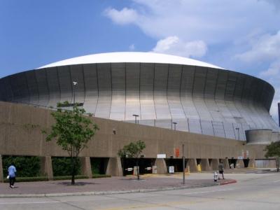 Touchdown Trips Bayou Tour - New Orleans Saints Superdome