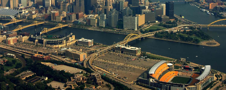 Pittsburgh Steelers home