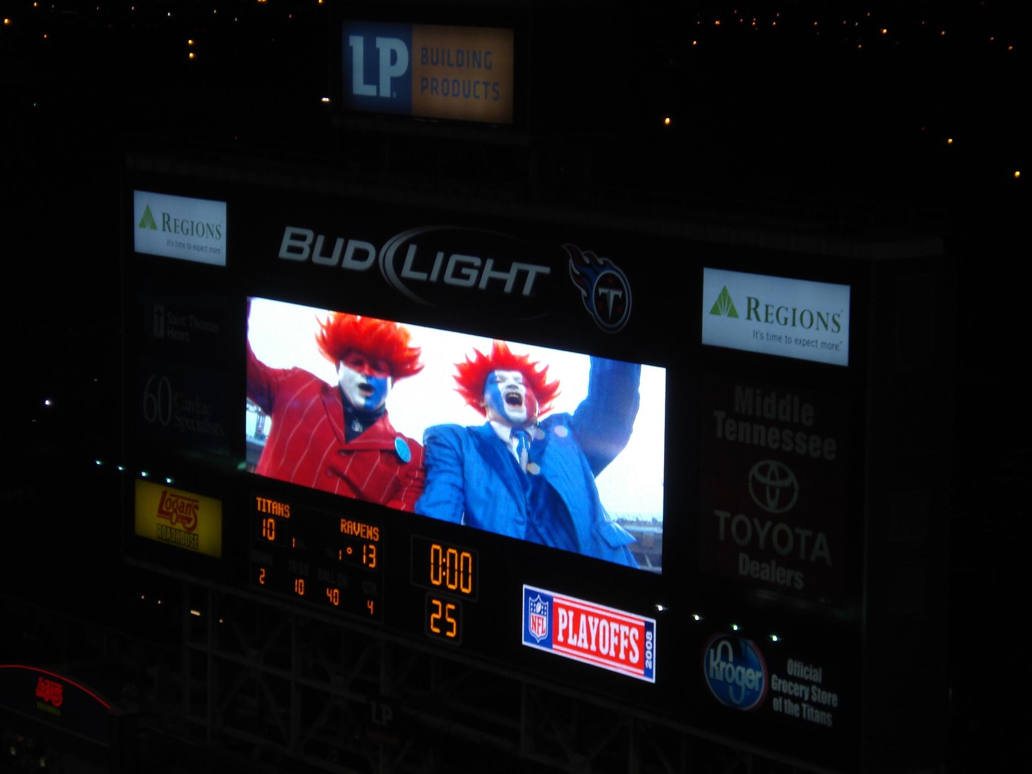 Tennessee Titan Super Fans