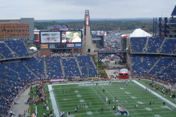 Touchdown Trips Patriot Tour - Boston, Massachusetts
