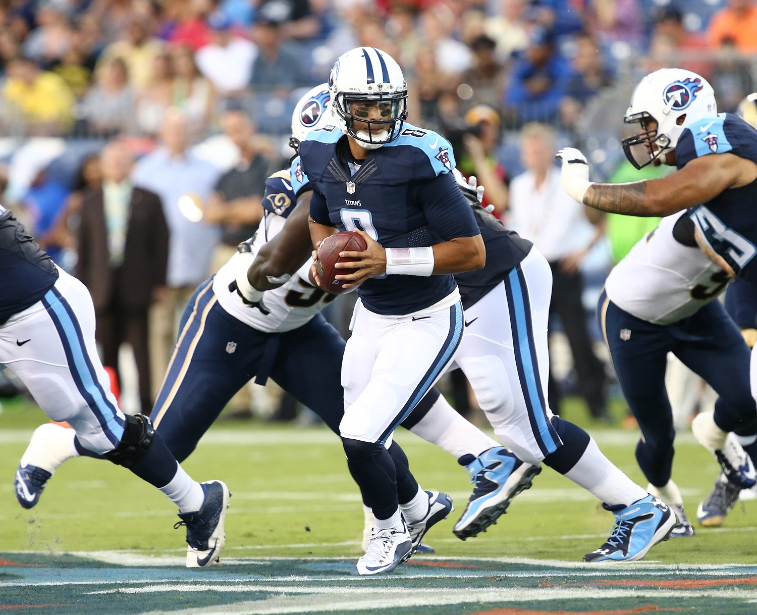 Tennessee Titans Offense