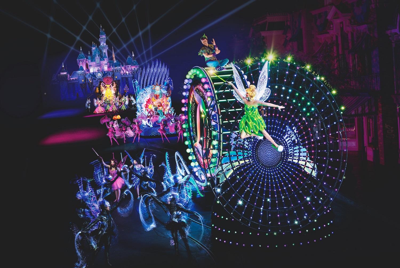 Disneyland Night Parade