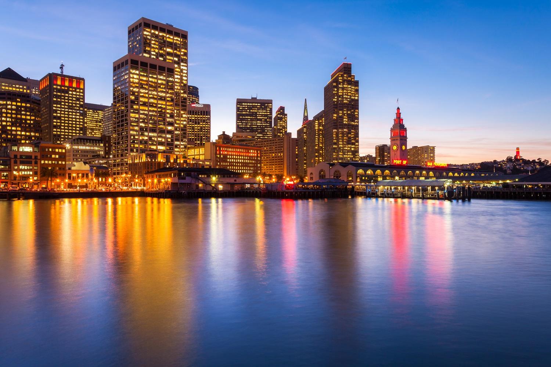 San Francisco 49ers colours