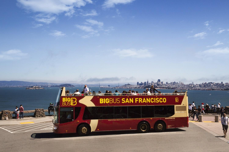 San Francisco Big Bus Tours
