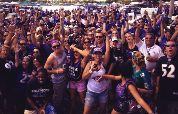 Touchdown Trips Ravens Tour - Baltimore, Maryland