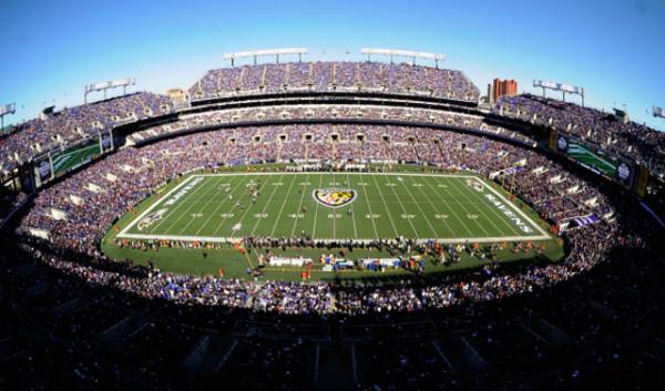 Touchdown Trips Ravens Tour