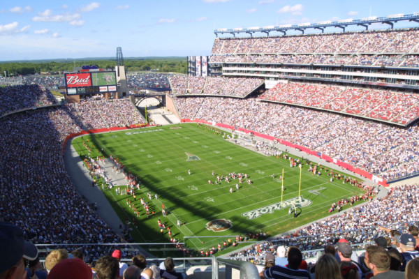 Group Tours - NFL Rail Tour - New England Patriots Gillette Stadium