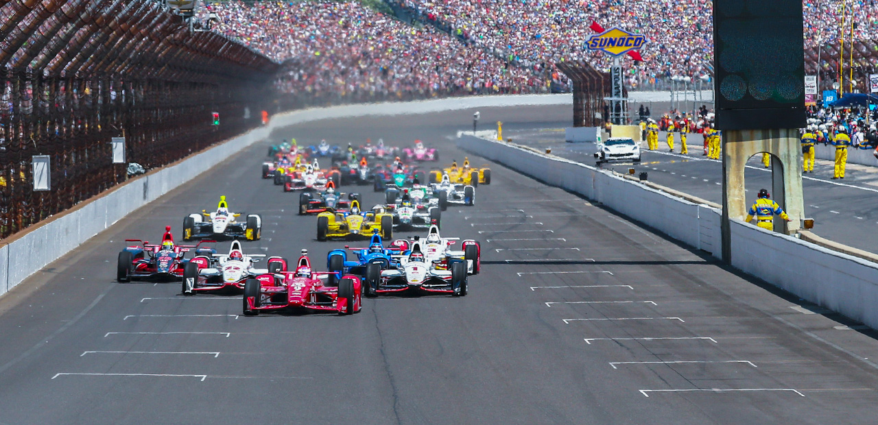 Motorsport - Indianapolis 500