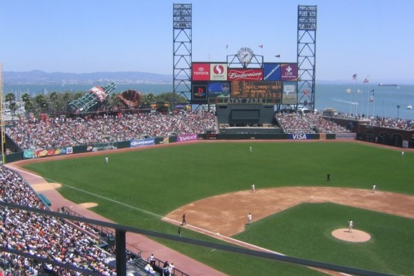 Baseball - San Fran Giants in June