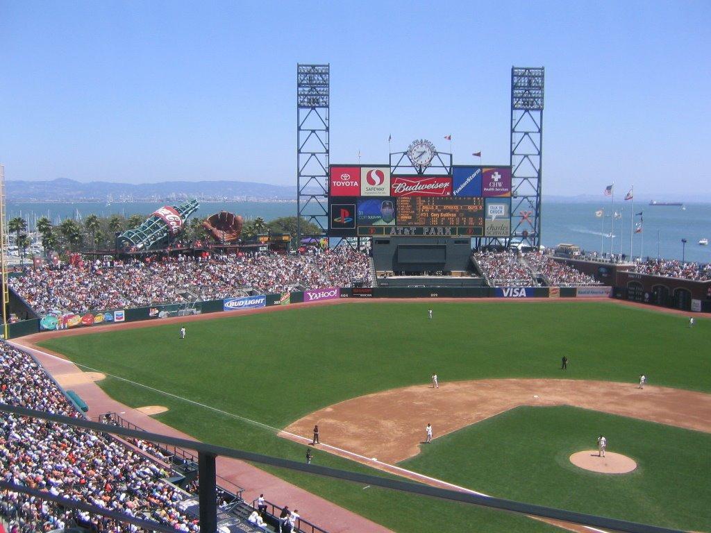 Giants - San Francisco Stadium