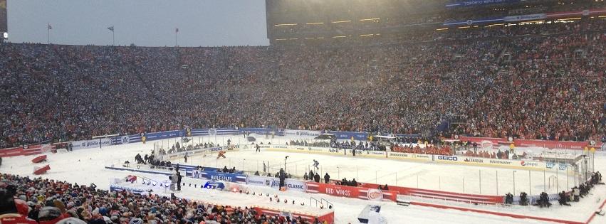 Ice Hockey - NHL Winter Classic
