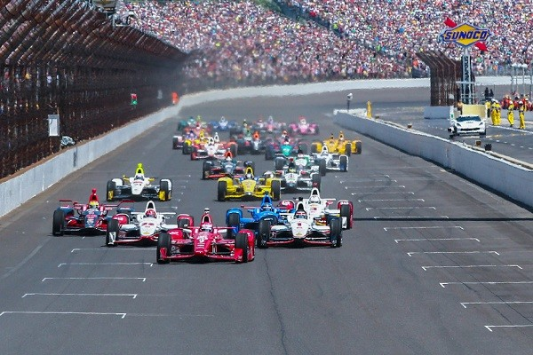Motorsport - The Indy 500