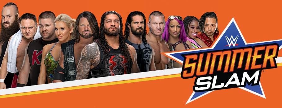 WWE SummerSlam - Barclays Center Image