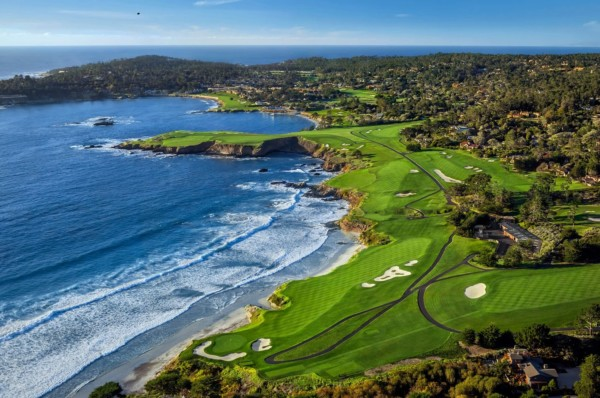 Golf - US Open - Pebble-Beach-Golf-Links