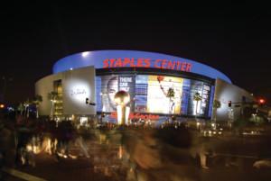 Basketball - Staples Centre