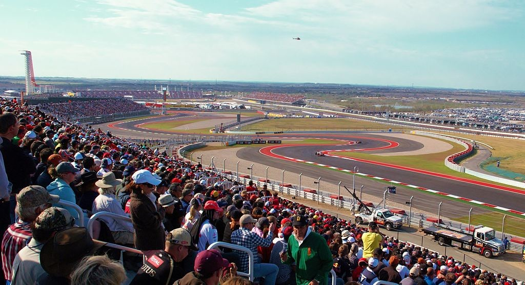 Motorsport - Formula 1 - US Grand Prix