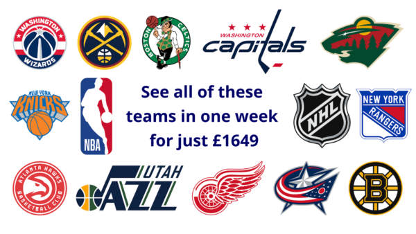 Multi-Sport Packages | NBA & NHL Feast