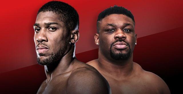 Boxing - Joshua v Miller