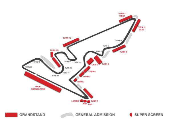 Motorsport - Circuit of the Americas Austin F1