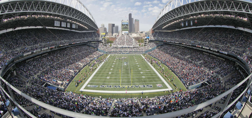 Seattle Seahawks on Game Day
