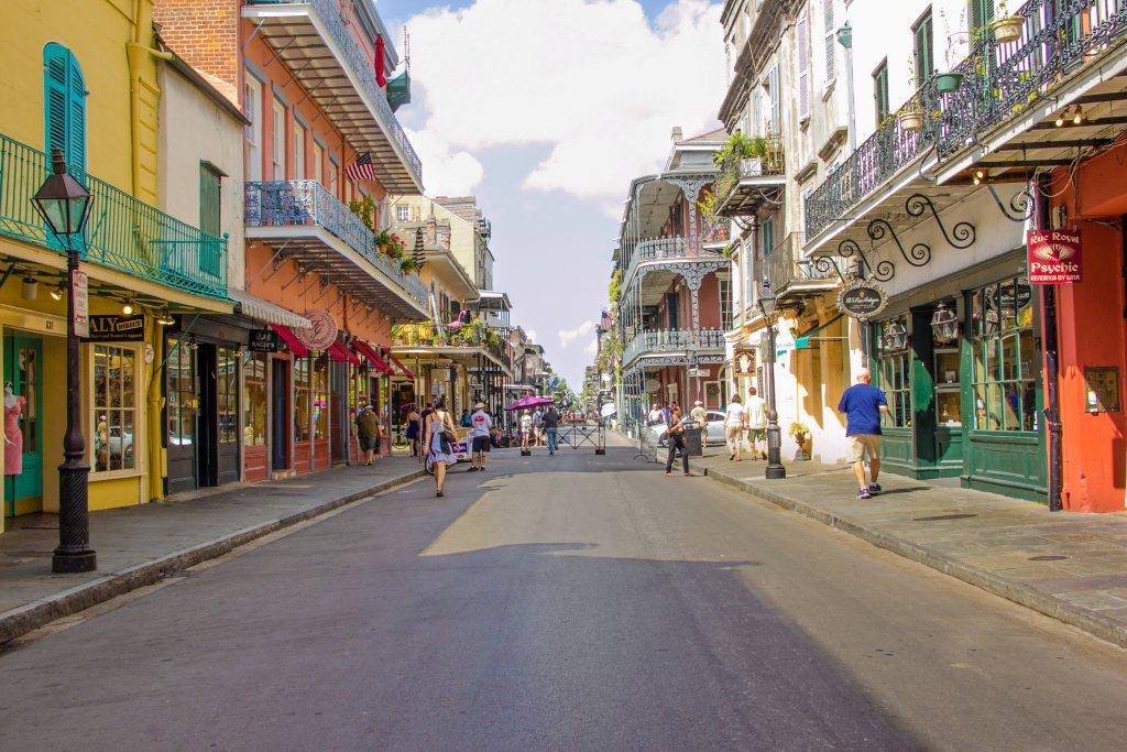 Louisiana - New Orleans - French Quarter