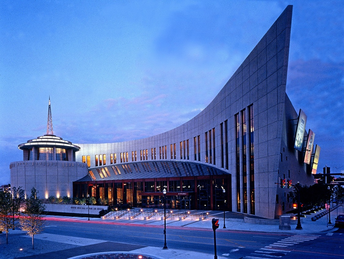 Tennessee - Nashville - Country Music Hall of Fame